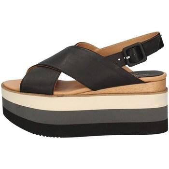 Schuhe Damen Sandalen / Sandaletten Paloma Barcelò DIANA SCHWARZ