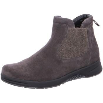 Schuhe Damen Boots Ganter Stiefeletten Gloria Stl. 6-207822-6200 grau