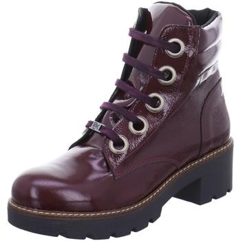 Schuhe Damen Stiefel Idana Stiefeletten 262430546 lila