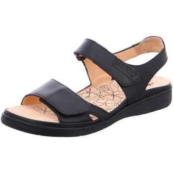 Schuhe Damen Sandalen / Sandaletten Ganter Sandaletten 9-200121-0100 schwarz