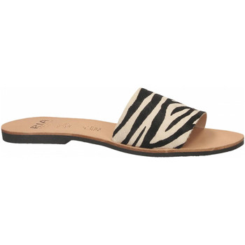 Schuhe Damen Pantoffel Ria HORMA zebra