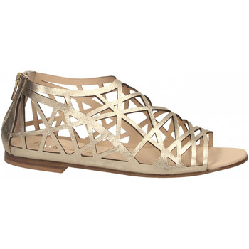 Schuhe Damen Sandalen / Sandaletten Now LAMIER platino