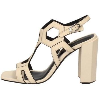 Schuhe Damen Sandalen / Sandaletten Bruno Premi BZ0405 ELFENBEIN