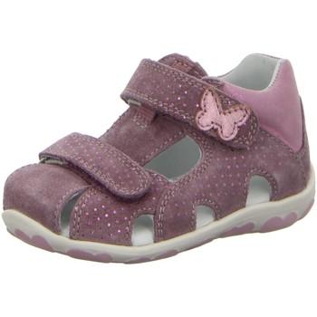 Schuhe Mädchen Babyschuhe Superfit Maedchen Miniletten 0-609041-9000 rosa
