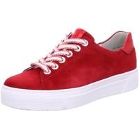 Schuhe Damen Derby-Schuhe & Richelieu Semler Schnuerschuhe Halbschuhe ALEXA A5215761066 H ALEXA rot