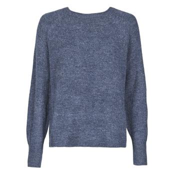 Kleidung Damen Pullover Vila VIESHA Blau