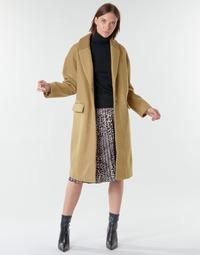Kleidung Damen Mäntel Vila VICALLEE Camel