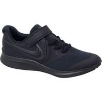 Schuhe Jungen Laufschuhe Nike Star Runner 2 Dunkelblau