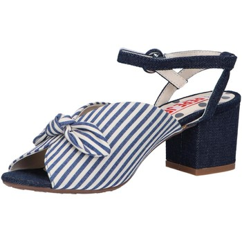 Pepe jeans PLS90390 YOGI BOW Azul - Schuhe Sandalen / Sandaletten Damen 4999