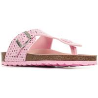 Schuhe Mädchen Zehensandalen Kickers Summeriza Rose