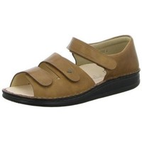 Schuhe Herren Sandalen / Sandaletten Finn Comfort Baltrum nuss