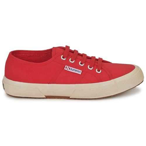 Superga Schuhe 2750 CLASSIC Rot  Schuhe Superga TurnschuheLow  62,99 9ea4a0