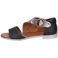 Schuhe Damen Sandalen / Sandaletten Bueno Shoes N5034 SCHWARZ