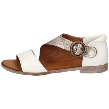 Schuhe Damen Sandalen / Sandaletten Bueno Shoes N5034 WEISS