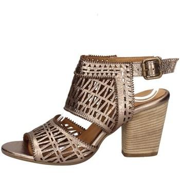 Schuhe Damen Sandalen / Sandaletten Bueno Shoes N1004 BRONZE