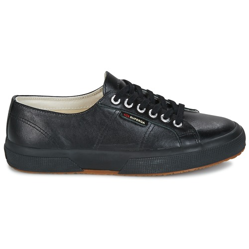 Superga 2750 FGLU Schwarz    Schuhe Sneaker Niedrig  70 114cdc