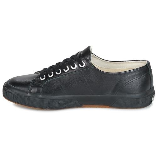 Superga 2750 FGLU Schwarz    Schuhe Sneaker Niedrig  70 e0defa