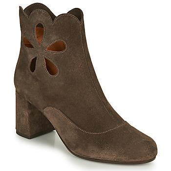 Schuhe Damen Low Boots Chie Mihara MODRA Grau