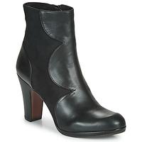 Schuhe Damen Low Boots Chie Mihara CAREL Schwarz