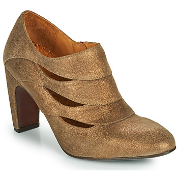 Schuhe Damen Ankle Boots Chie Mihara DANDY Gold