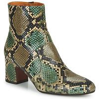 Schuhe Damen Low Boots Chie Mihara NERINA Reptil