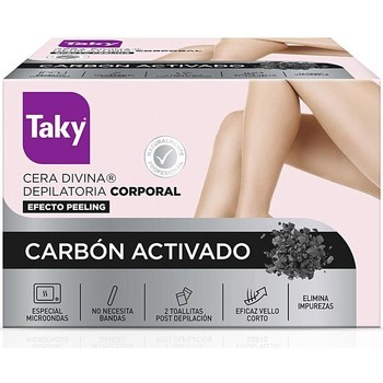 Beauty Damen Hand & Fusspflege Taky Carbon Activado Cera Divina Depilatoria Corporal