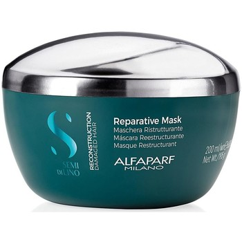 Beauty Spülung Alfaparf Semi Di Lino Reconstruction Reparative Mask  200 ml