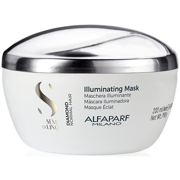 Beauty Spülung Alfaparf Semi Di Lino Diamond Illuminating Mask  200 ml