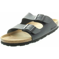 Schuhe Herren Pantoletten / Clogs Rohde 5220  Grado Herren Tieffußbett Pantolette Schwarz 90 Schwarz