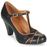 Schuhe Damen Pumps Cristofoli MESTIS Schwarz / Bronze