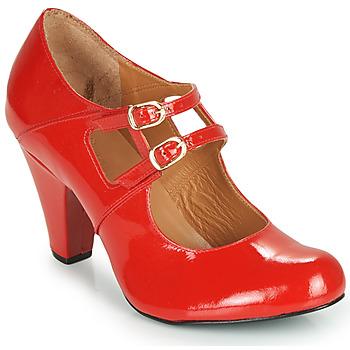 Schuhe Damen Pumps Cristofoli MASTIS Rot