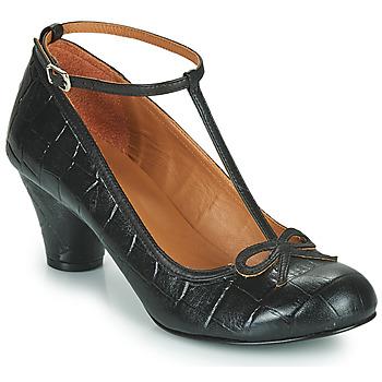 Schuhe Damen Pumps Cristofoli MUNSTI Schwarz