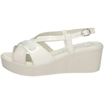 Schuhe Damen Sandalen / Sandaletten Susimoda 2946/31 WEISS