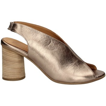 Schuhe Damen Sandalen / Sandaletten Bueno Shoes Q6503 BRONZE