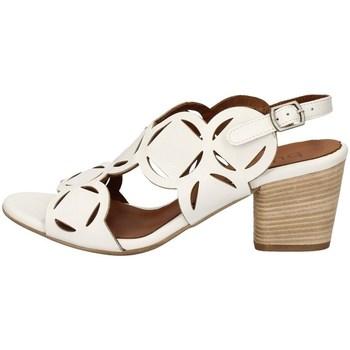Schuhe Damen Sandalen / Sandaletten Bueno Shoes Q2802 WEISS