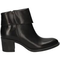 Schuhe Damen Low Boots Campanile CC43 SCHWARZ