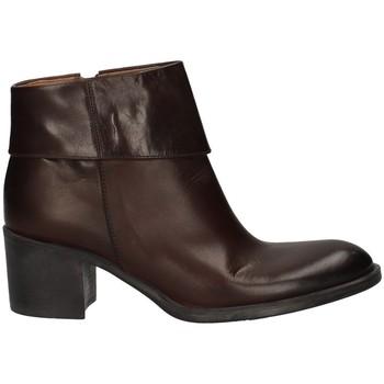 Schuhe Damen Low Boots Campanile CC43 BRAUN