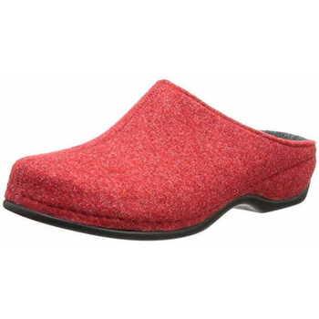 Schuhe Damen Pantoletten / Clogs Berkemann Florina rot