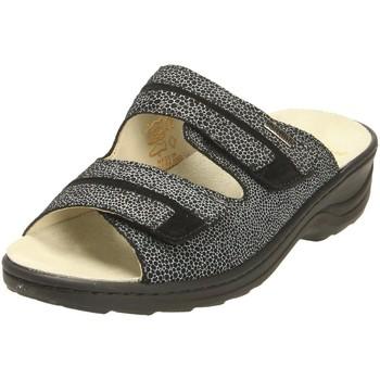 Schuhe Damen Pantoletten / Clogs Fidelio Pantoletten 236019-70 schwarz