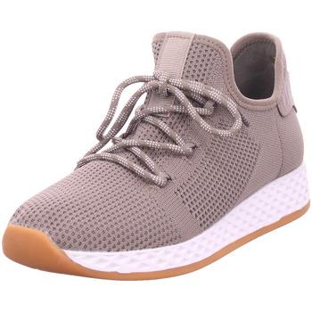Schuhe Damen Sneaker Low La Strada - 1904006-4503 grey knitted
