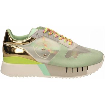 Schuhe Damen Sneaker Low Blauer MYRTLE01 green