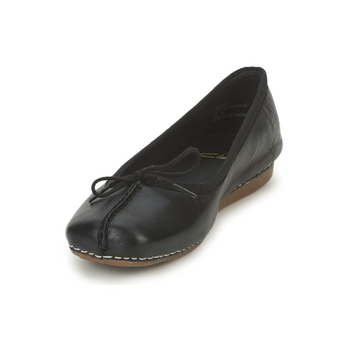 Clarks FRECKLE Schuhe ICE Schwarz  Schuhe FRECKLE Ballerinas Damen 63,96 d181e5