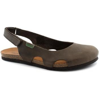 Schuhe Damen Pantoletten / Clogs Grunland GRU-E20-SB0302-TM Marrone
