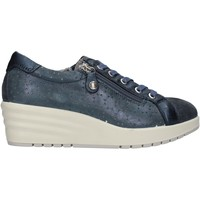 Schuhe Damen Sneaker Low Enval - Sneaker blu 5264300 BLU
