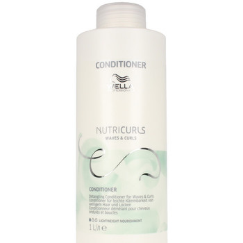 Beauty Spülung Wella Nutricurls Conditioner  1000 ml