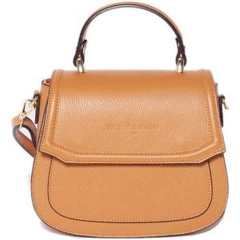 Taschen Damen Handtasche Victor & Hugo GIL camel