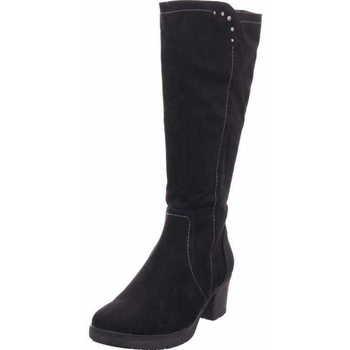 Schuhe Damen Klassische Stiefel Jana  schwarz