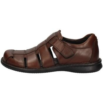 Schuhe Herren Sandalen / Sandaletten Zen 077807 BRAUN