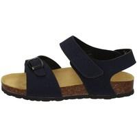 Schuhe Jungen Sandalen / Sandaletten Evoca EJ608B BLAU