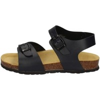 Schuhe Jungen Sandalen / Sandaletten Evoca EJ606B BLAU